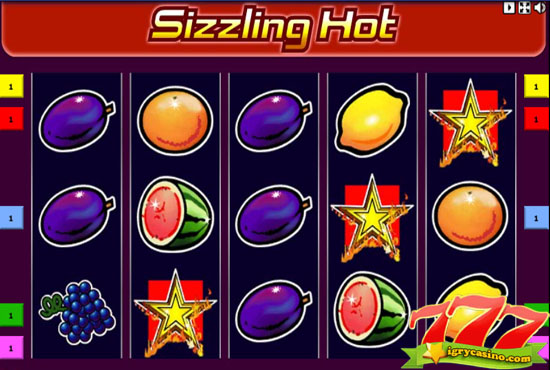 играть в игровой автомат sizzling hot