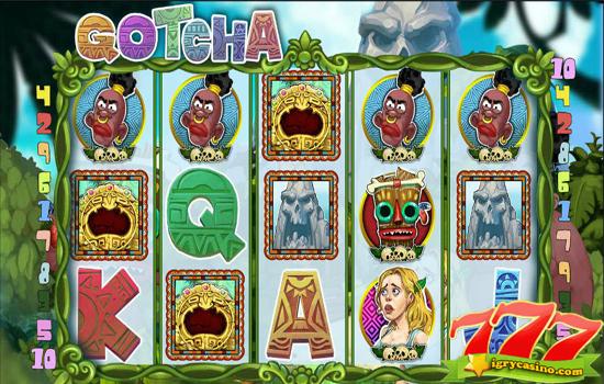 игровой автомат gotcha бесплатно играть без регистрации