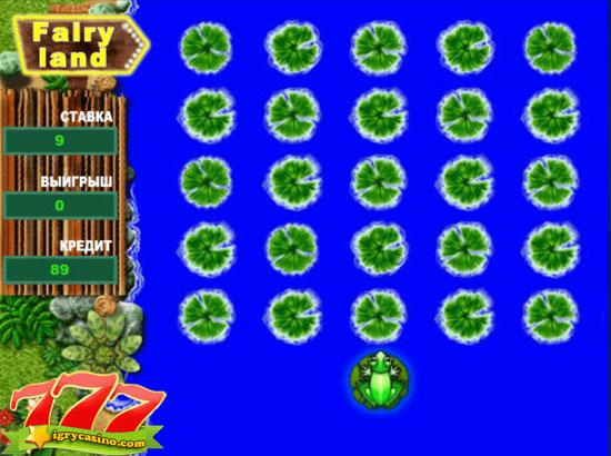 лягушки бесплатный игровой автомат
