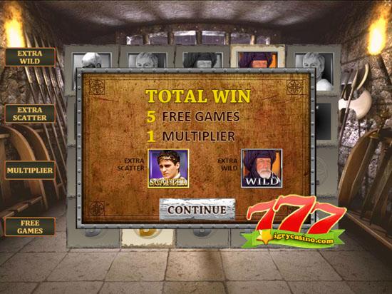 бесплатный игровой автомат гладиатор без регистрации