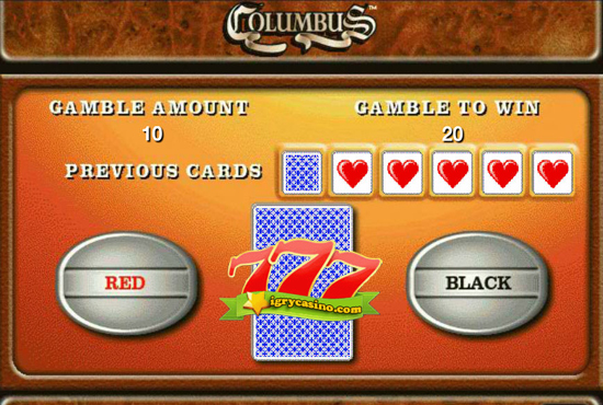 игровой автомат колумб без регистрации