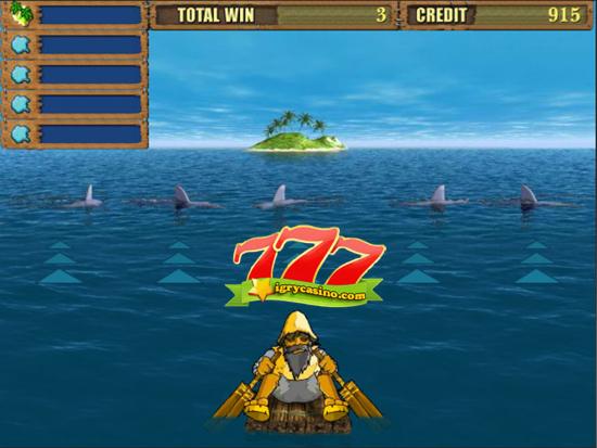 игровой автомат остров онлайн