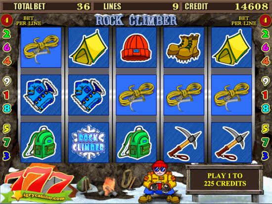 казино скалолаз