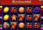 играть игровой автомат sizzling hot